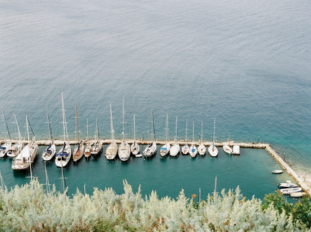 Greece destination wedding photographers | corfu greece travel photography