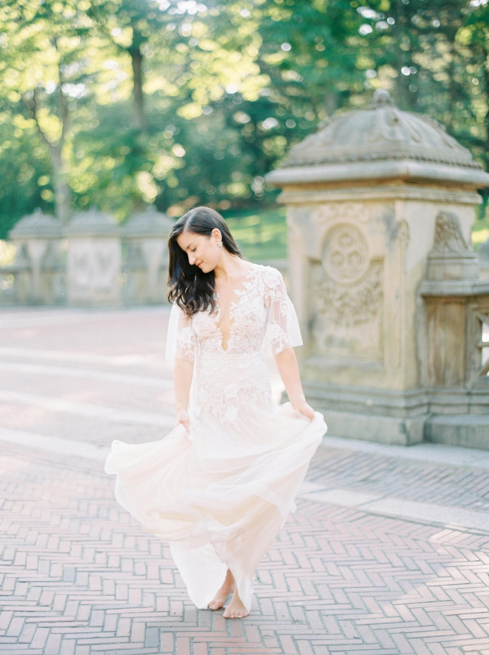 Calgary Wedding Photographer | New York City Central Park Elopement Photographer