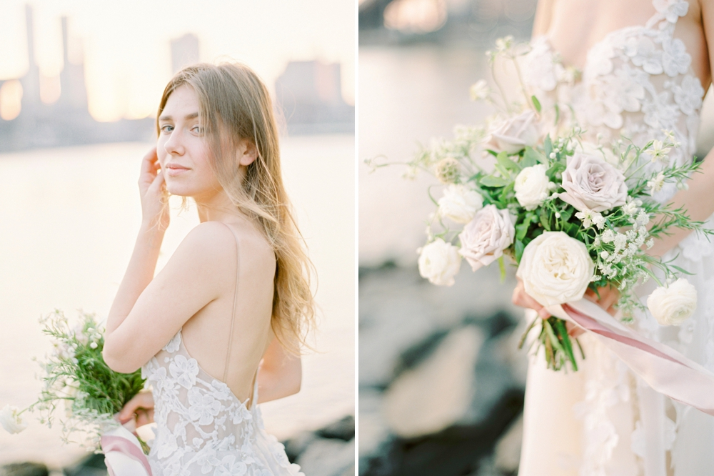 brooklyn wedding photographers | dumbo editorial