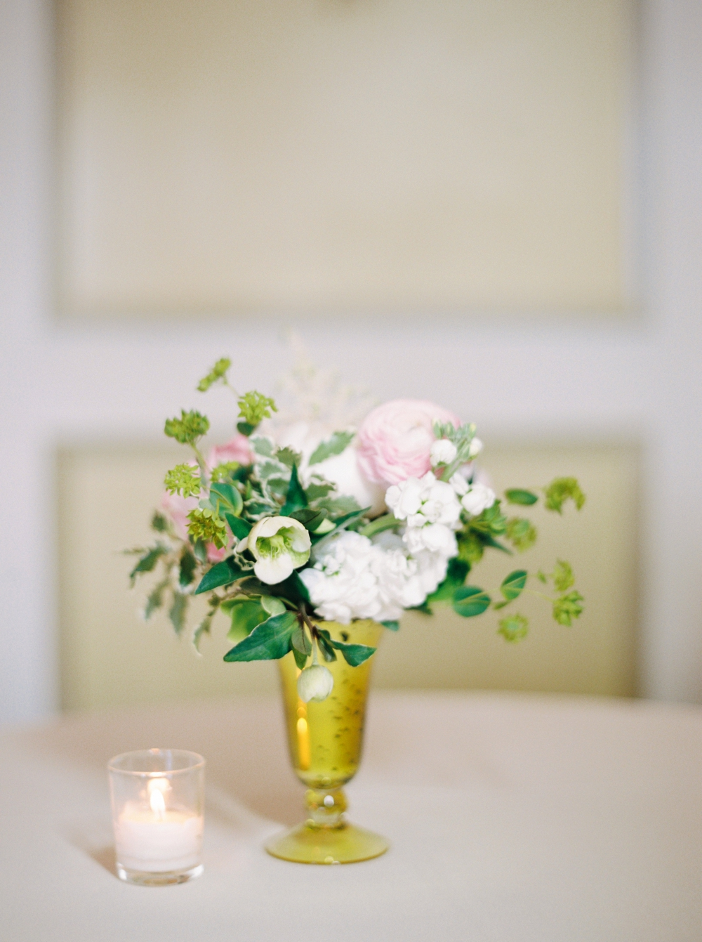 reception decor | Jewish Wedding | New York Wedding Photographers | Brooklyn Dyker Heights Golf course | Justine Milton fine art film wedding photographers