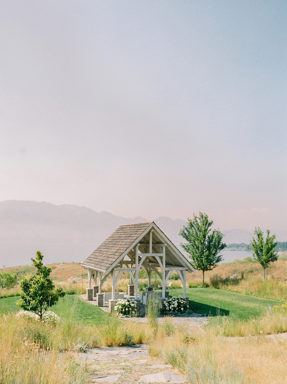 Sanctuary Gardens Kelowna Wedding | Justine Milton Fine Art Film Wedding Photographers