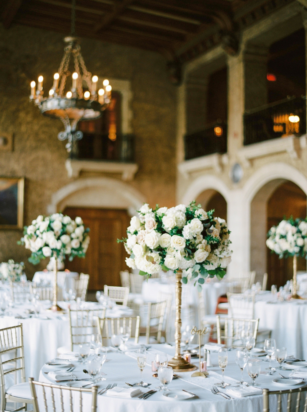 Mt Stephen Hall Reception at Fairmont Banff Springs Hotel | Banff Rocky Mountain Wedding Photographers | Justine Milton fine art film photography