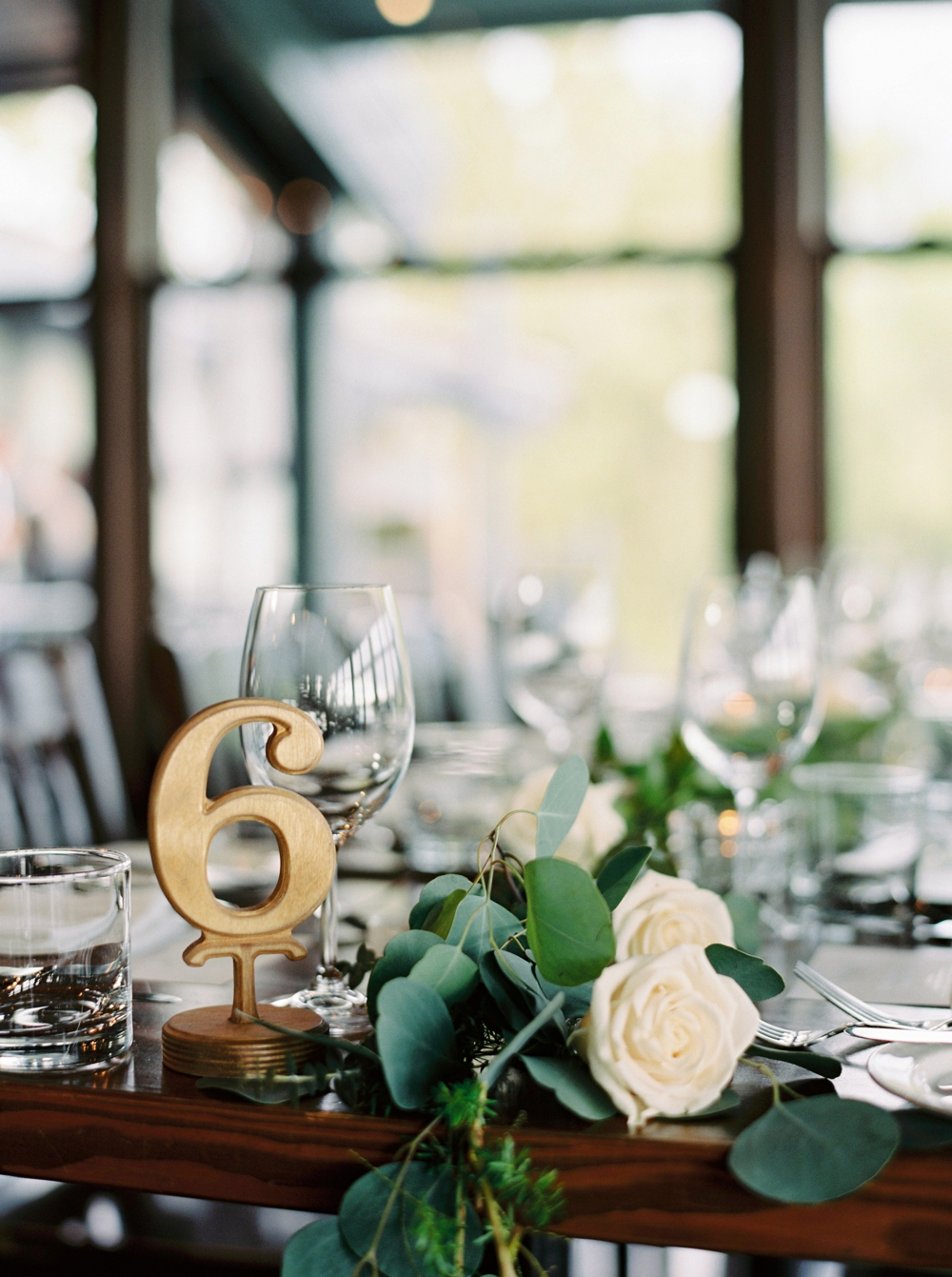 Calgary wedding photographers | The lake house wedding | Reception Decor | Justine Milton Photography