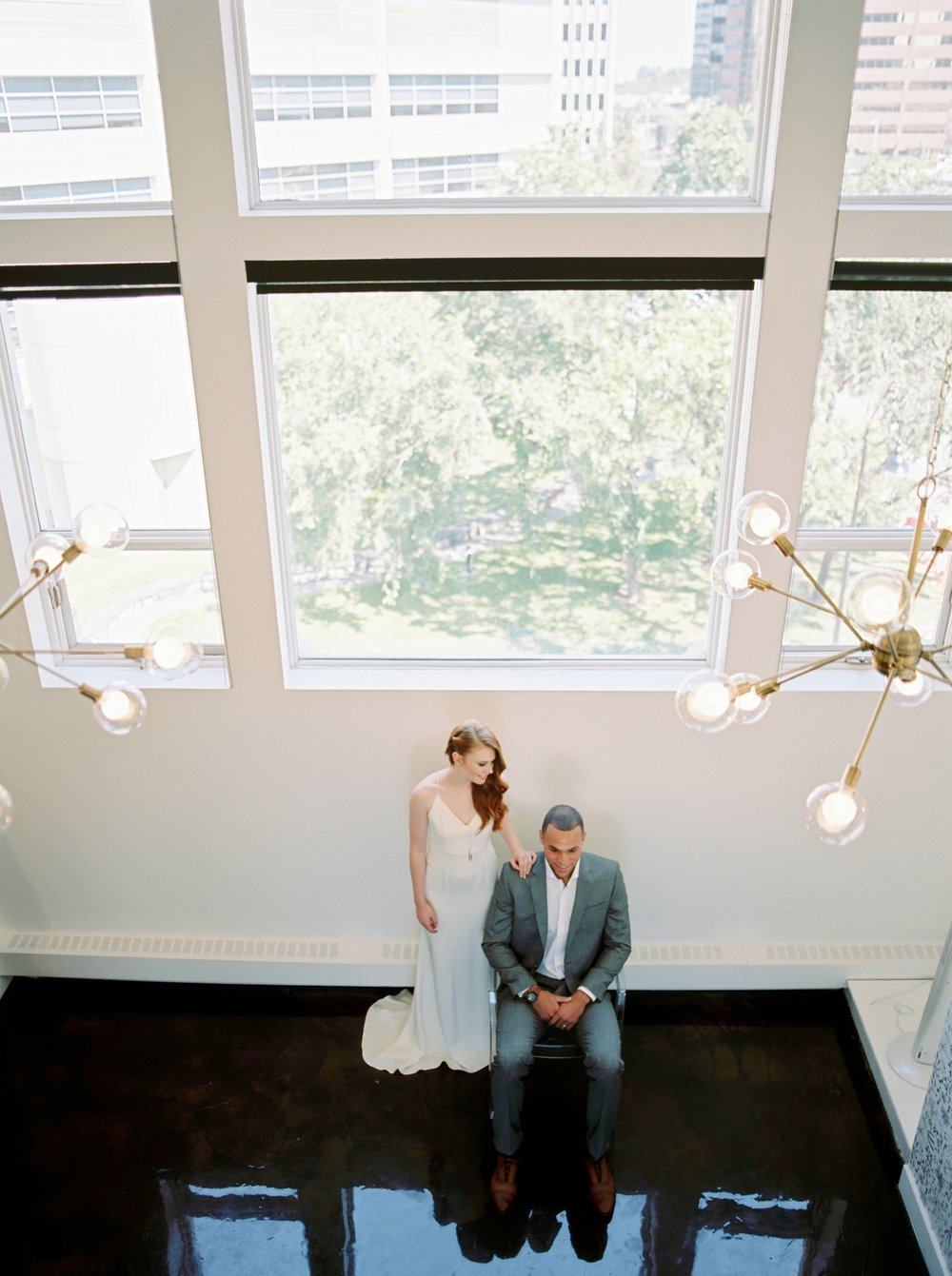 Calgary Wedding Photographers | Dote Magazine Wedding Editorial | Pearl & Dot Pick Up Parlour