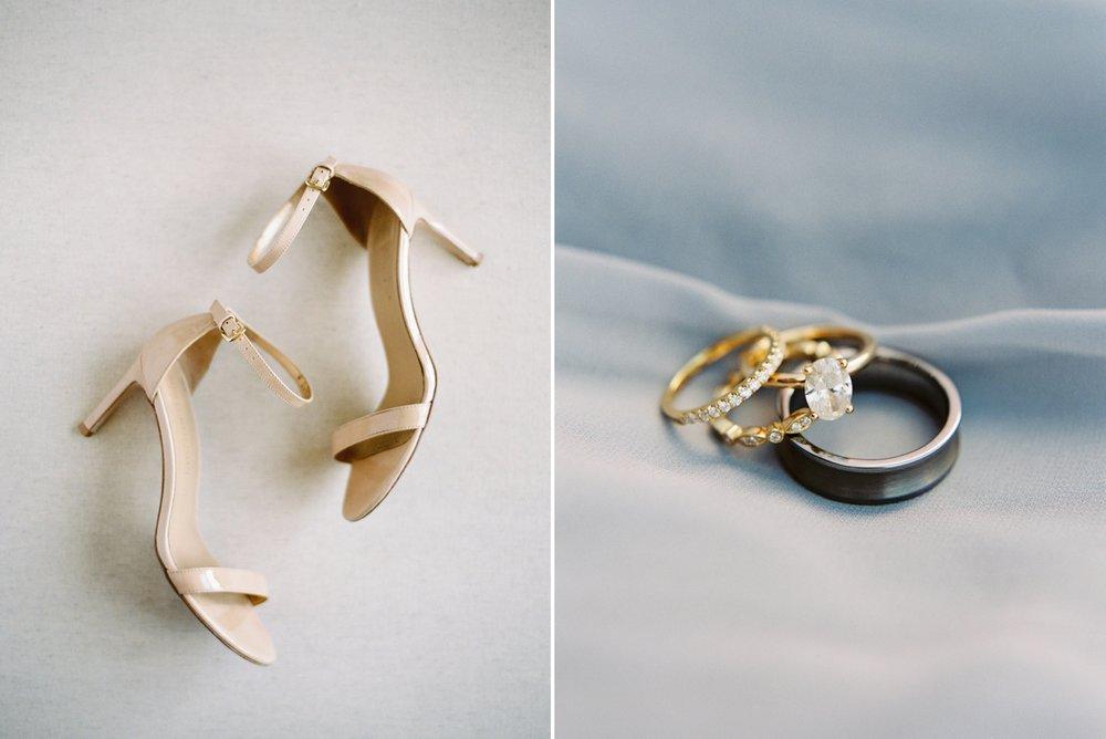 Kelowna wedding photographers | hotel eldorado wedding photographer | justine milton fine art film photography | bridal details