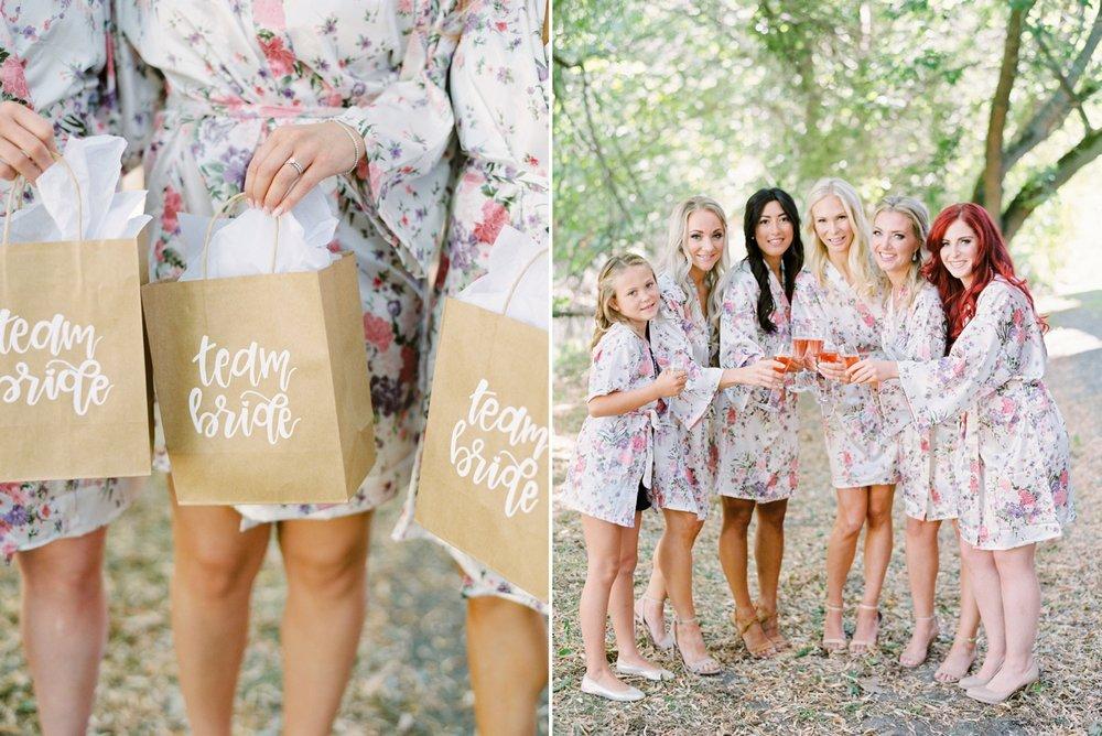 Kelowna wedding photographers | hotel eldorado wedding photographer | justine milton fine art film photography | bridal party | bridal details