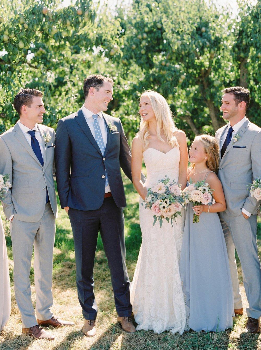 Kelowna wedding photographers | hotel eldorado wedding photographer | justine milton fine art film photography | bride and groom | bride and groom portraits | wedding portrait
