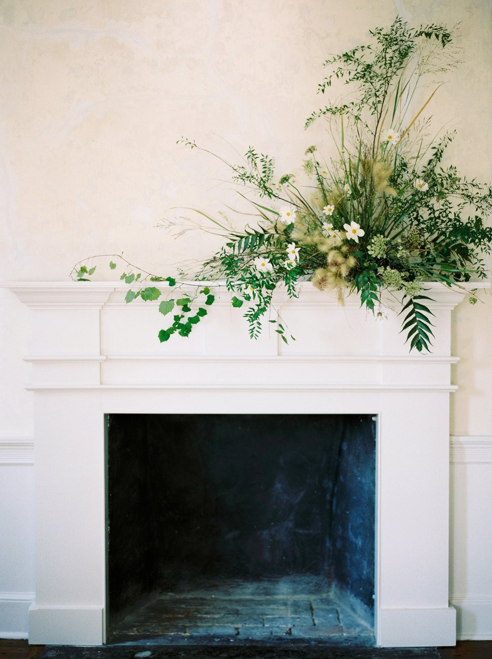 Charleston wedding photographer | anniversary session | fine art film photography | Calgary Wedding Photographers | Calgary couples photographer | Justine Milton Photography | fireplace |