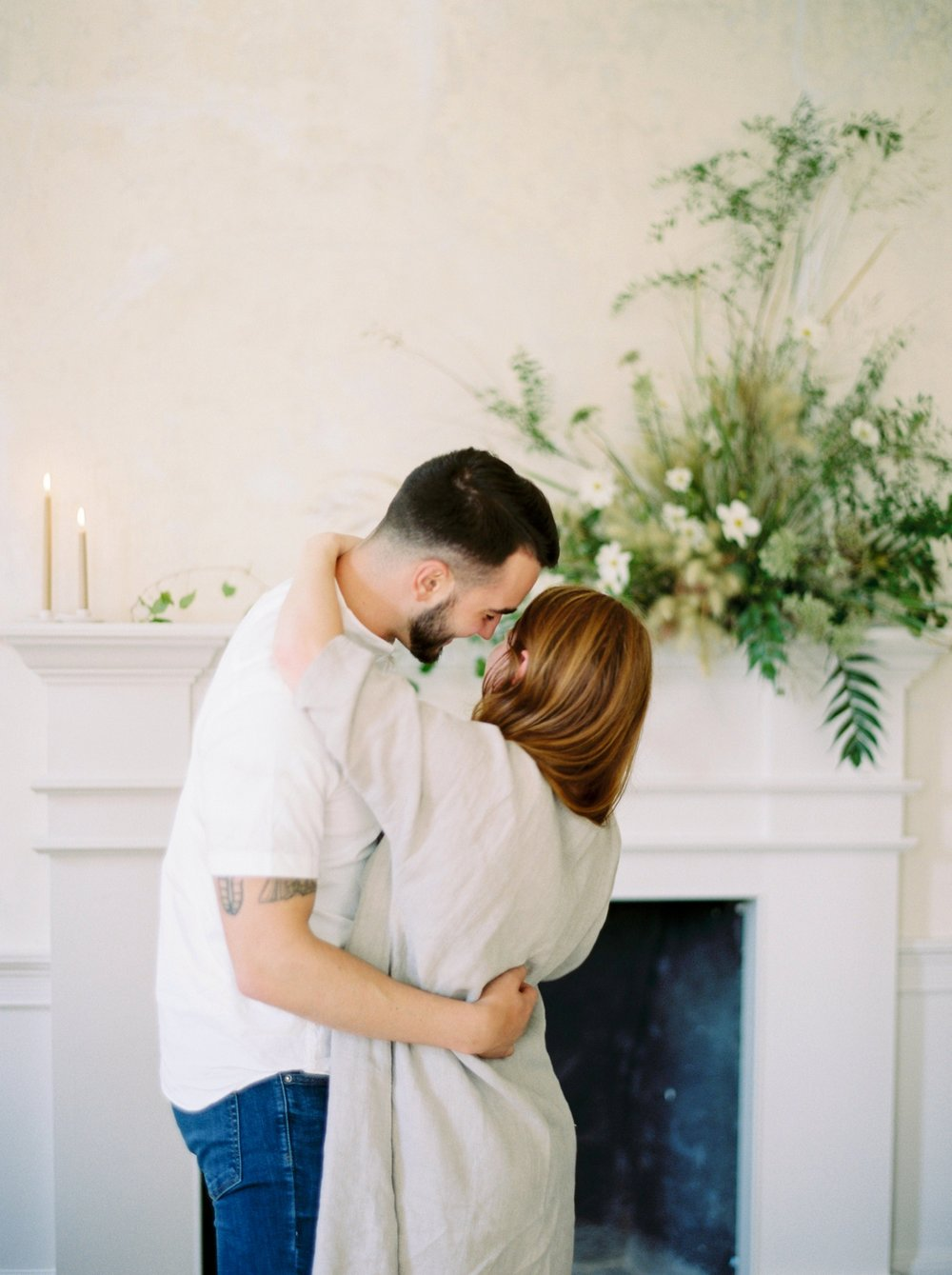 Charleston wedding photographer | anniversary session | fine art film photography | Calgary Wedding Photographers | Calgary couples photographer | Justine Milton Photography | couples photography |