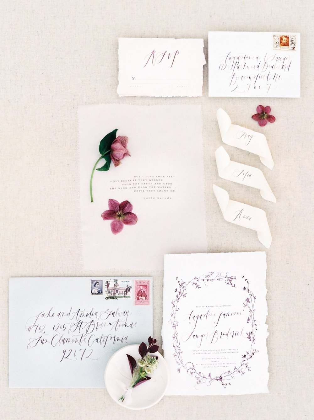 Julianne Young Weddings | Charlotte wedding photographer | wedding invitations | fine art film | Charlotte photographer | Justine Milton Photography | wedding inspiration