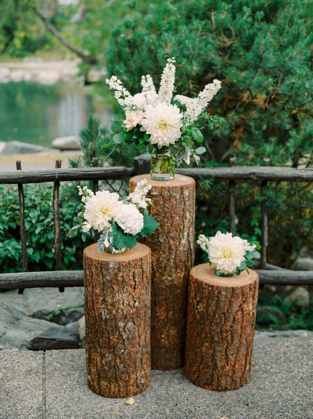 Calgary wedding photographers | fine art film | Justine Milton Photography | wedding inspiration | wedding chairs | wedding flowers | flower arrangements