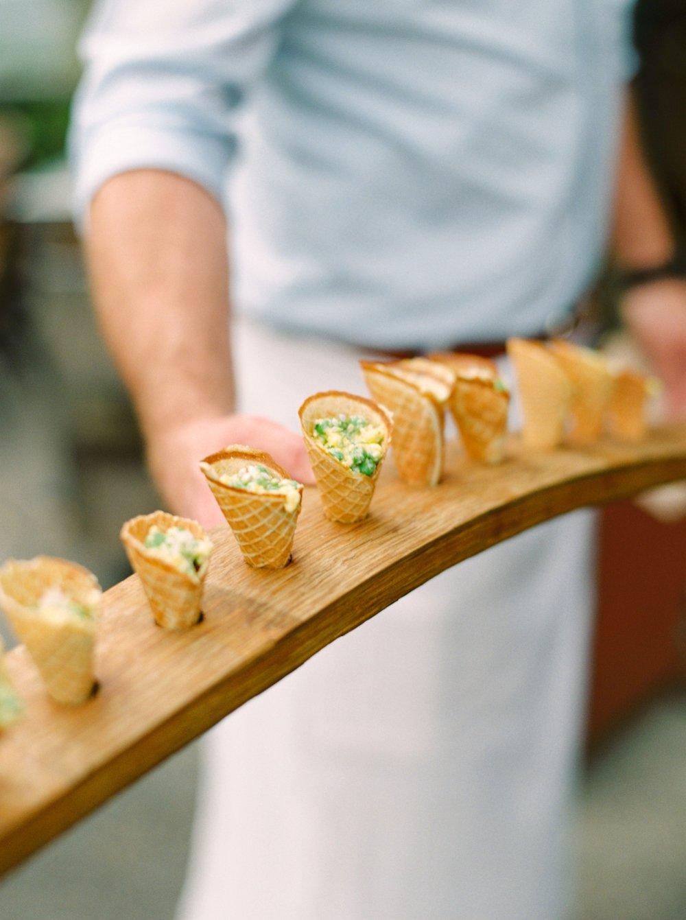 Calgary wedding photographers | fine art film | Justine Milton Photography | wedding inspiration | wedding food