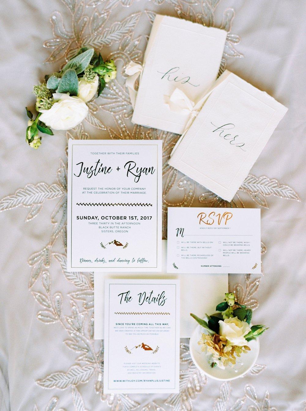 Calgary wedding photographers | oregon wedding photographers | fine art film | Justine Milton Photography | oregon wedding | wedding invitations | wedding rings