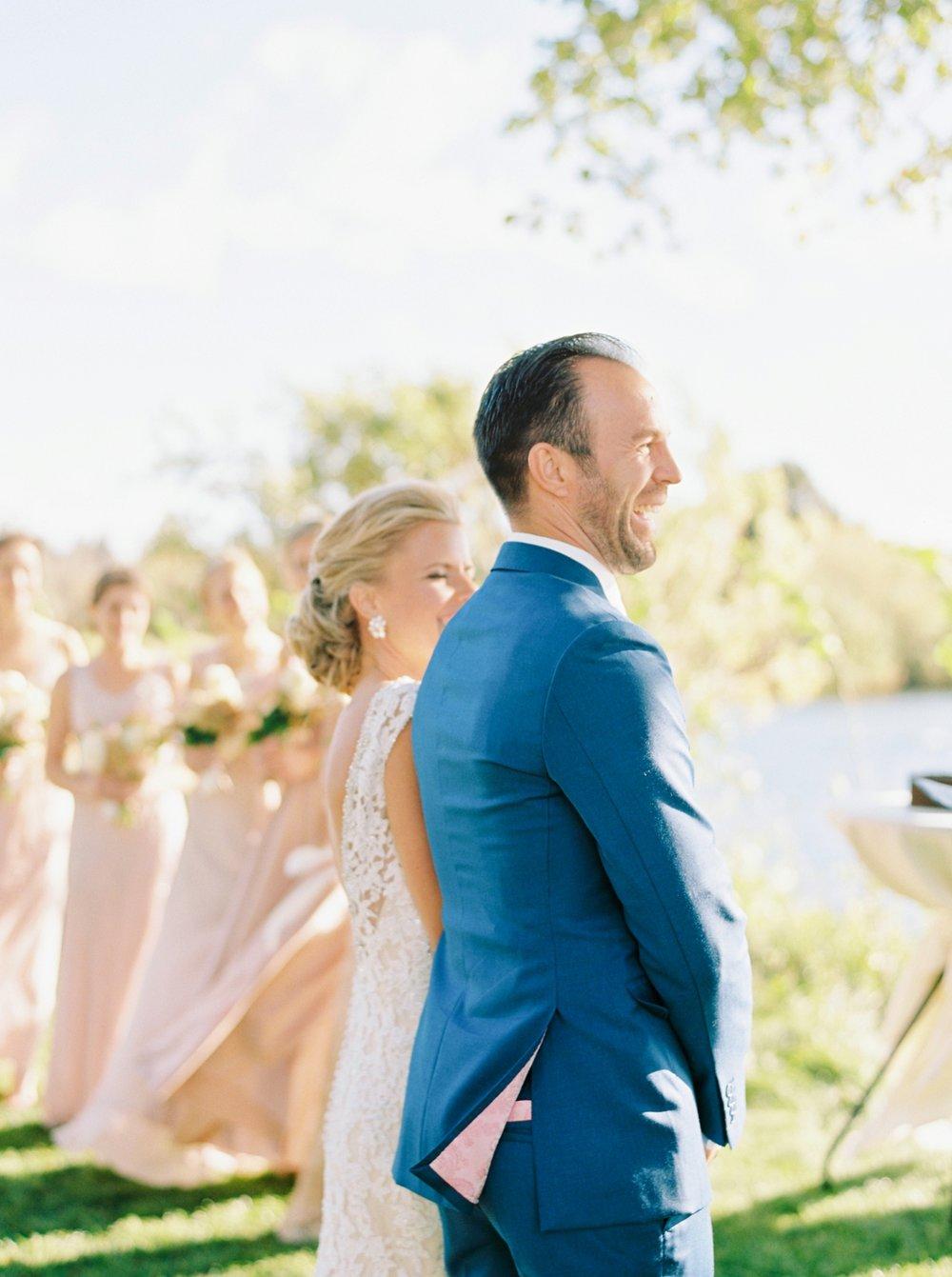 Calgary wedding photographers | oregon wedding photographers | fine art film | Justine Milton Photography | oregon wedding | wedding ceremony | bridesmaids | bride and groom