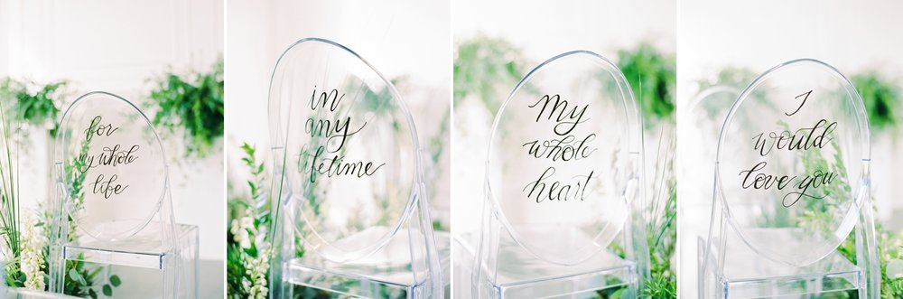Calgary wedding photographers | fine art film | Justine Milton Photography | wedding details | editorial | wedding inspiration | plants