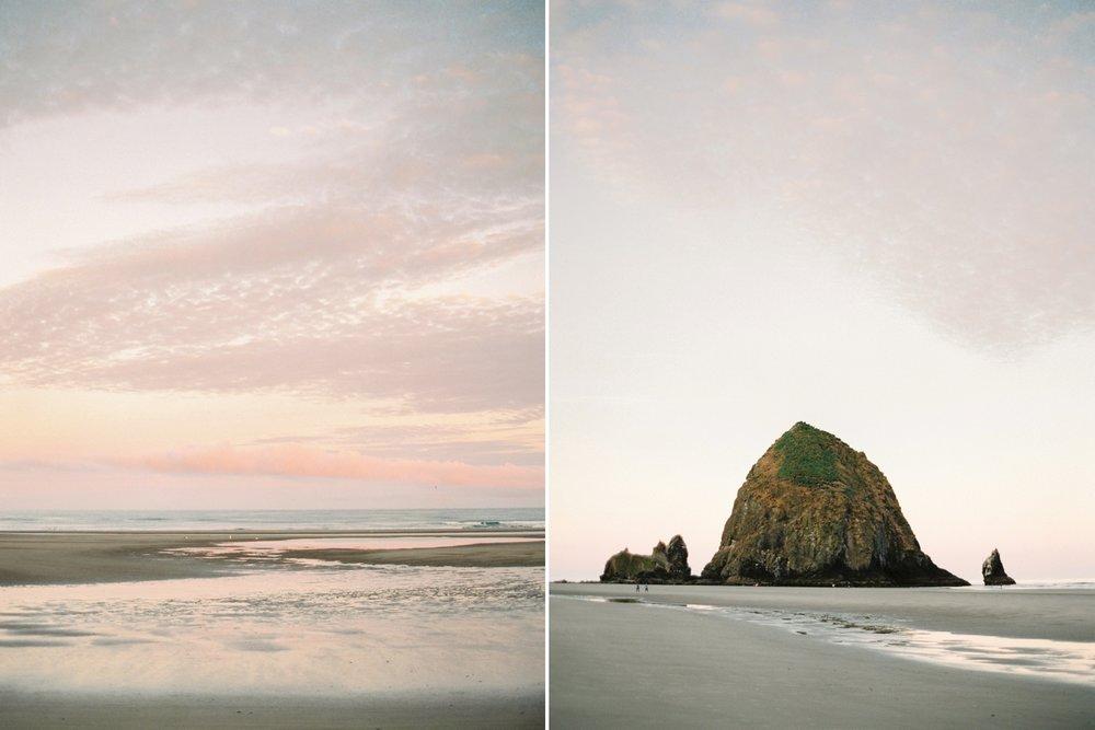Calgary wedding photographers | fine art film | Justine Milton Photography | life set sail | digital detox | beach | sunset