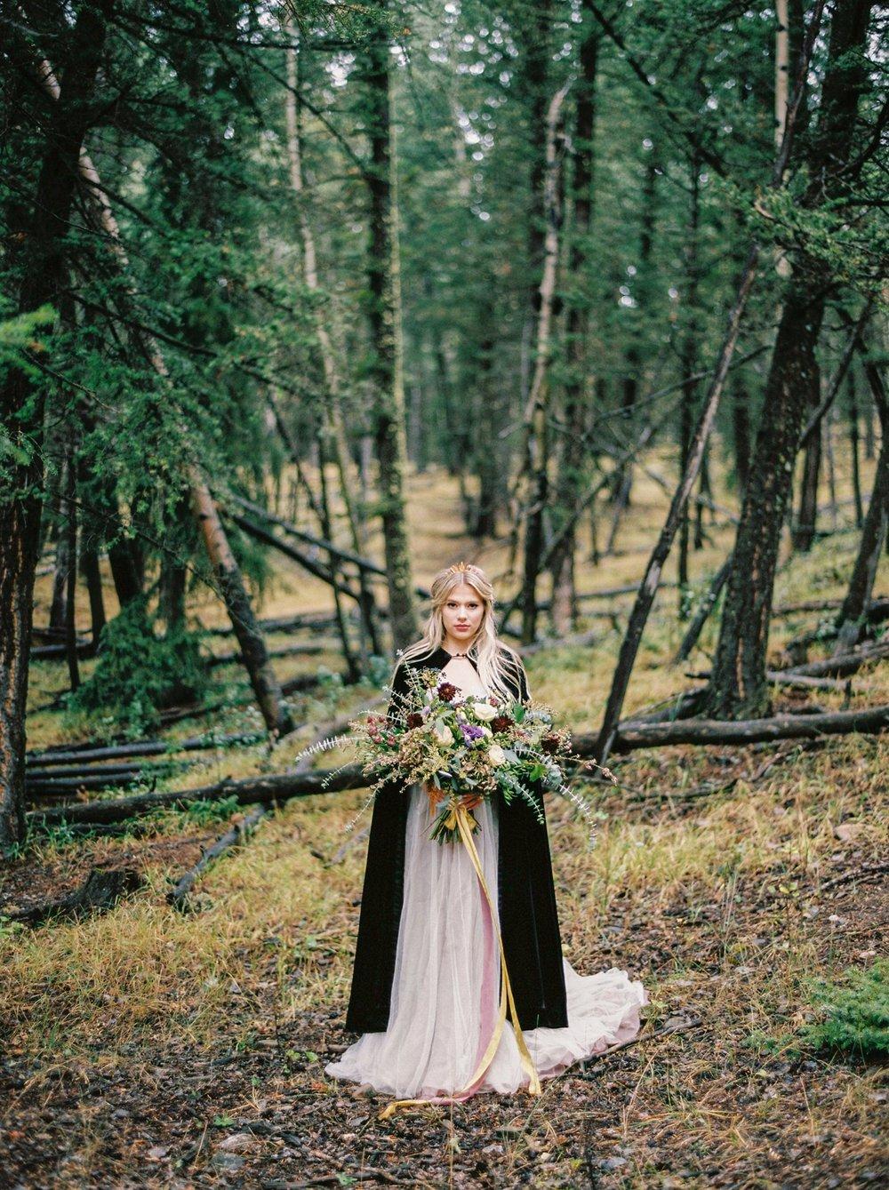 Fiarmont Banff Springs Hotel wedding photographers | fine art film wedding editorial | Justine Milton Photography
