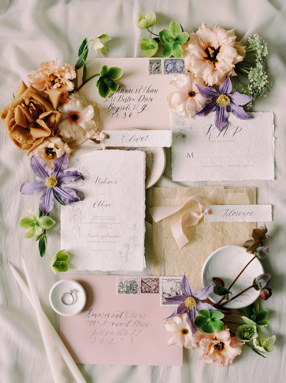 vancouver kelowna wedding photographers | the wedding study | fine art film editorial | spring colored florals | justine milton photography