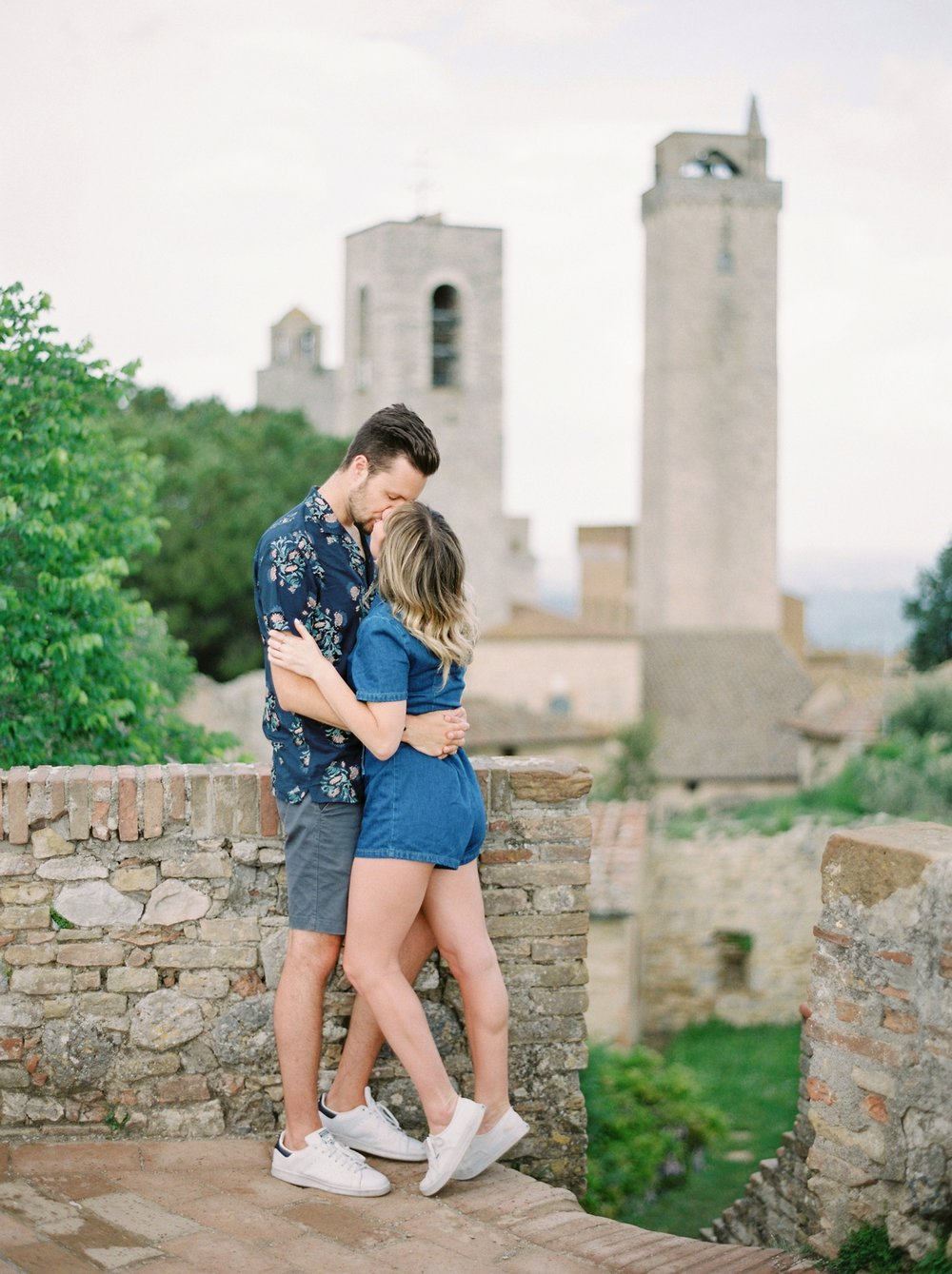 Italy wedding photographers | couples session fashion blogger life set sail | Justine milton fine art film photographer