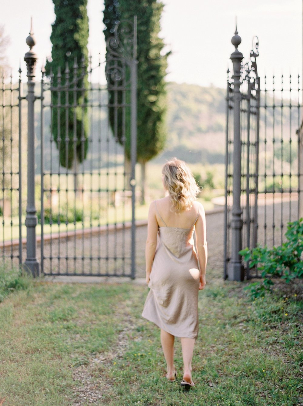Tuscany Chianti fashion and travel photographers | justine milton fine art film photographer