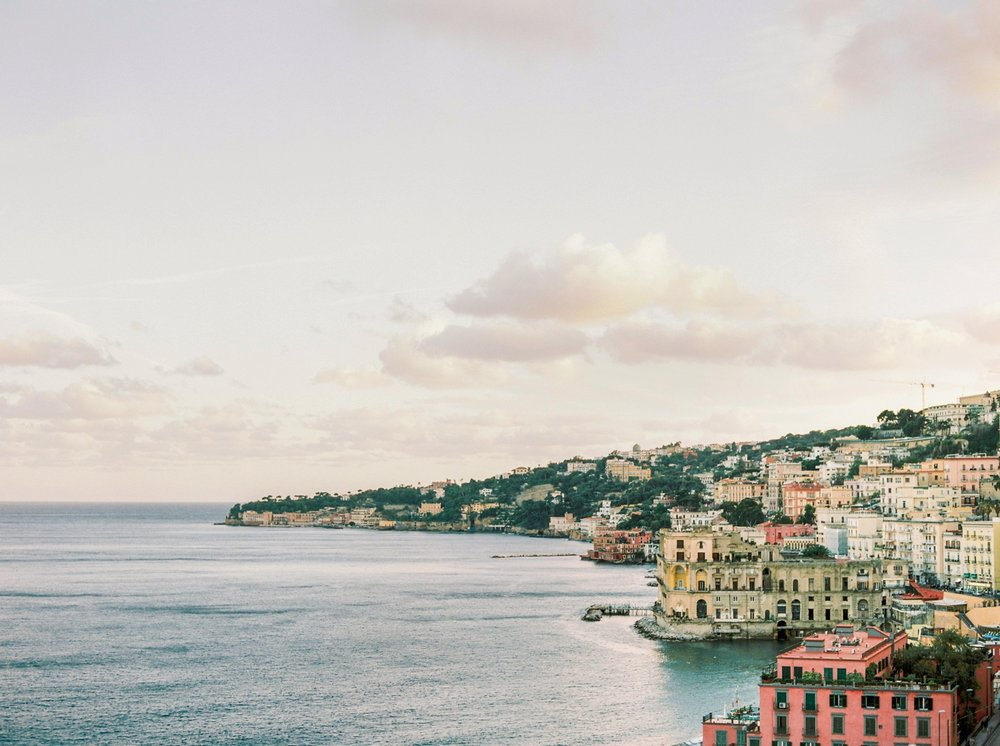 naples italy wedding photographers | pre wedding engagement photography | travel prints | Justine milton film photographer