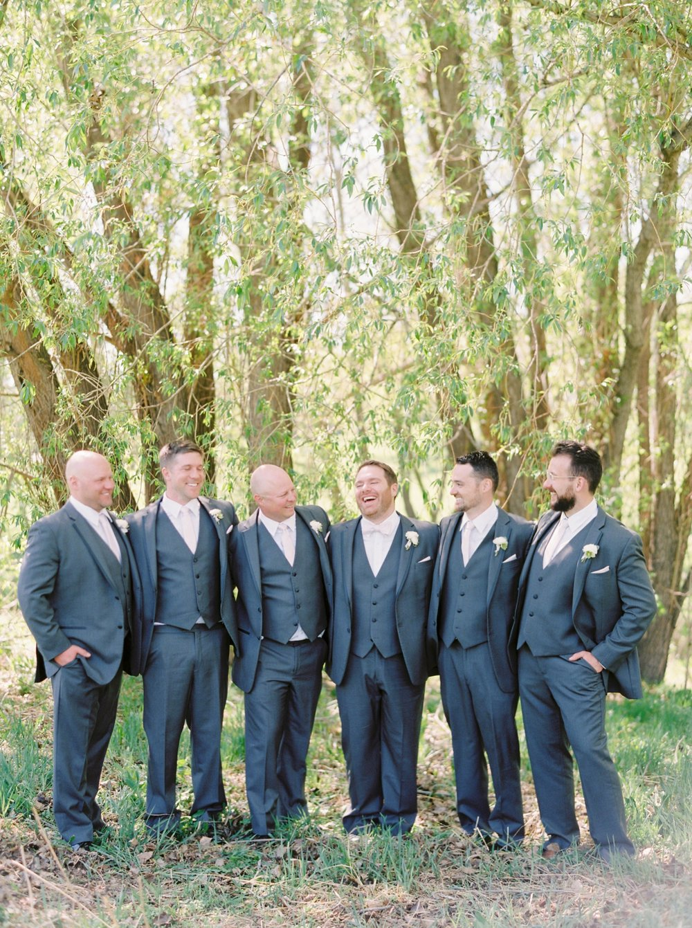 calgary wedding photographers | Ukrainian wedding | justine milton fine art photographer | groomsmen