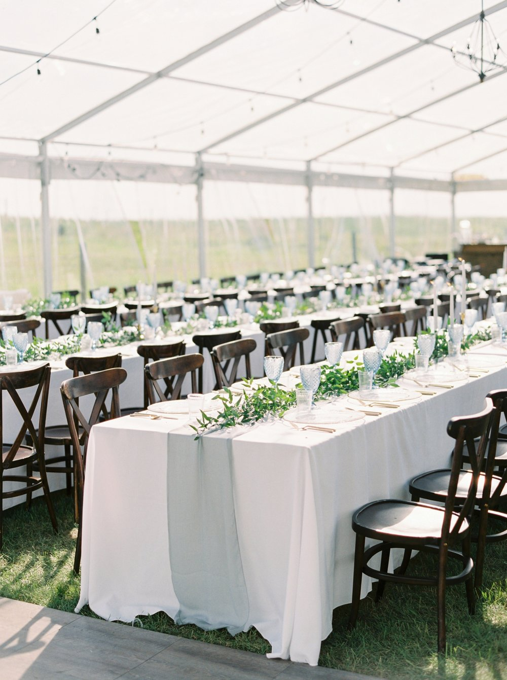Calgary wedding photographers | The Gathered Farm Wedding | Justine milton fine art film photographer | tent wedding decor
