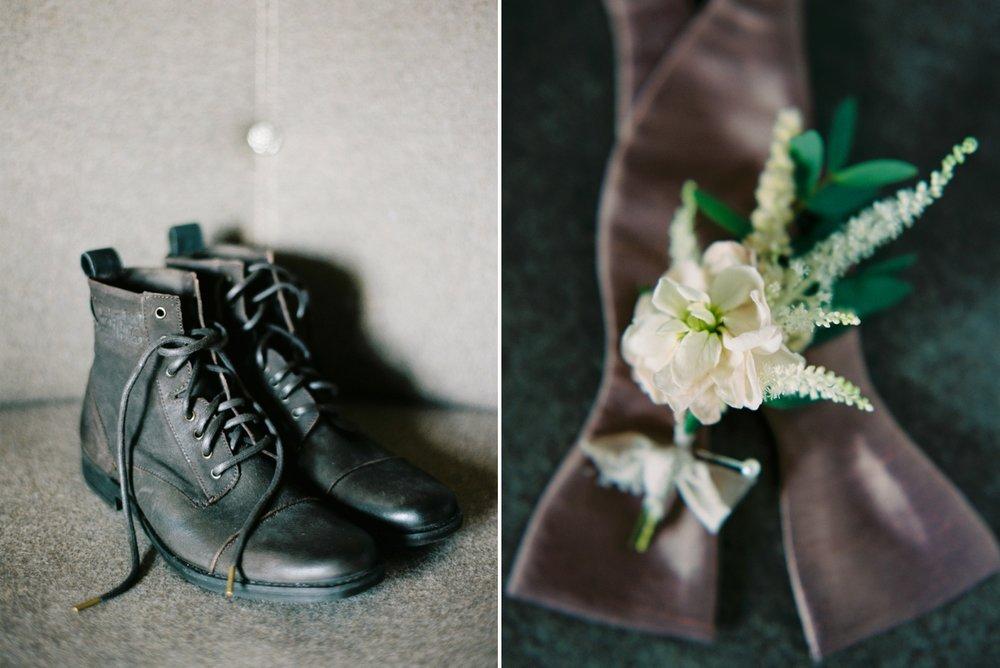 Italy wedding photographers | Dolomites mountain top wedding |groom prep wedding day details | justine milton fine art film photographers