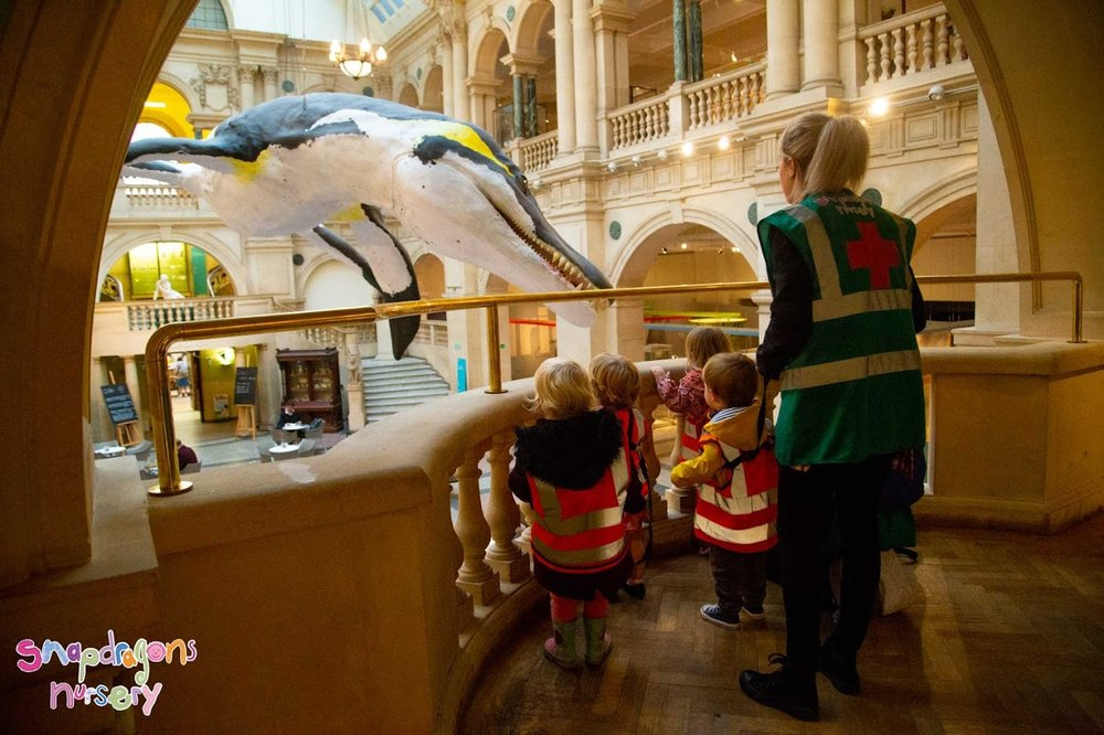 Our Trip to Bristol Museum - Toddlers had a great time at Bristol Museum. They showed lots of interest in the animals and artefacts asking questions and pointing in amazement.