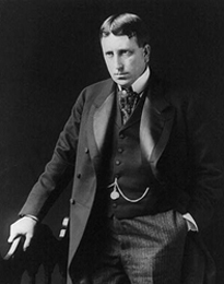 Young William Randolph Hearst (1863-1951) Library of Congress, Prints and Photographs Division. ca. 1904