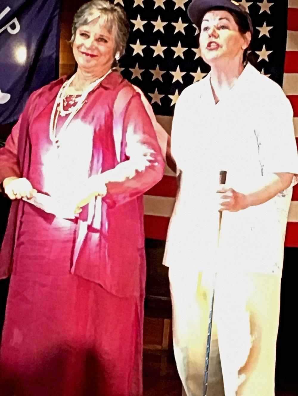 Martha Raye & Bob