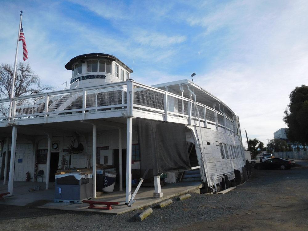 Ferry Boat Sausalito
