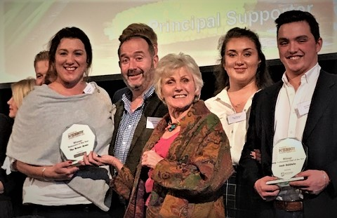'Restaurant of the Year 2018' in the Flavours of Herriot - West Tanfield's The Bruce Arms wins another award. It has now been named 'Restaurant of the Year 2018' in the Flavours of HerriotCountry competition organised by Richmondshire District Council and Hambleton District CouncilThis was awarded at Tenant's auction House Leyburn on November 30th. 2018This now brings to three the awards won recently by The Bruce Arms, and reflects the unique experience offered by this former Coaching Innbased in the charming and historic village of West Tanfield situated picturesquely on the River Ure.Diners can expect a warm Yorkshire welcome, fabulous food and an excellent wine offer when they visit this unique historic building with enormous charm, atmosphere and character.