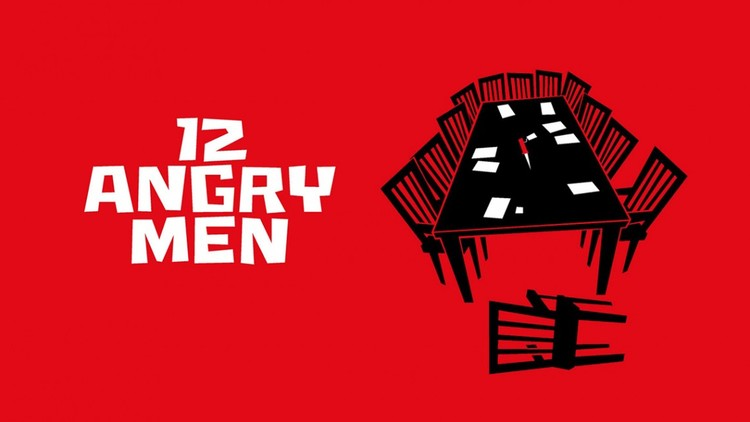 angry men fast anchor film festival this essay is directly talking about a scene in the movie 12 angry men clip above