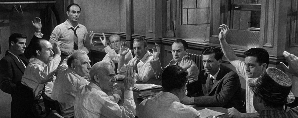 12 Angry Men (1957)  -  Orion-Nova Productions, United Artists