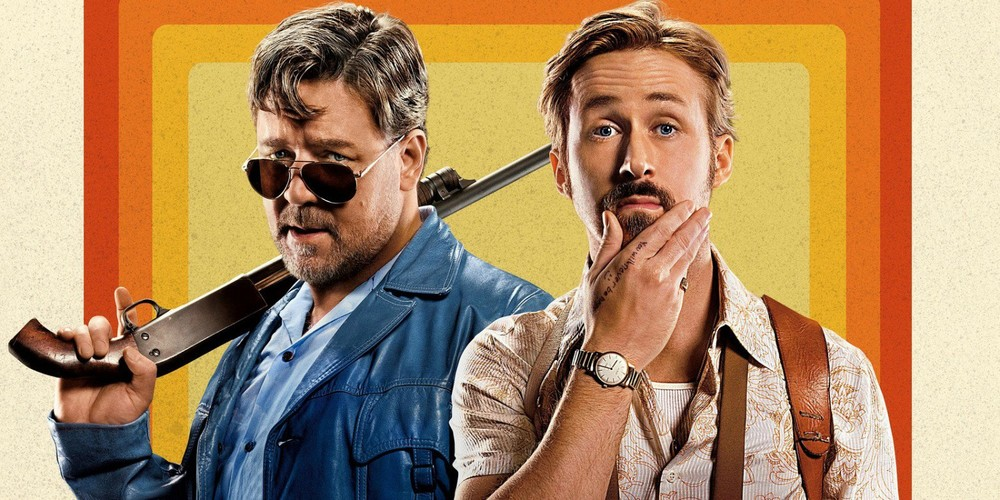 The Nice Guys  - Silver Pictures, Waypoint Entertainment, RatPac-Dune, Warner Bros. Pictures