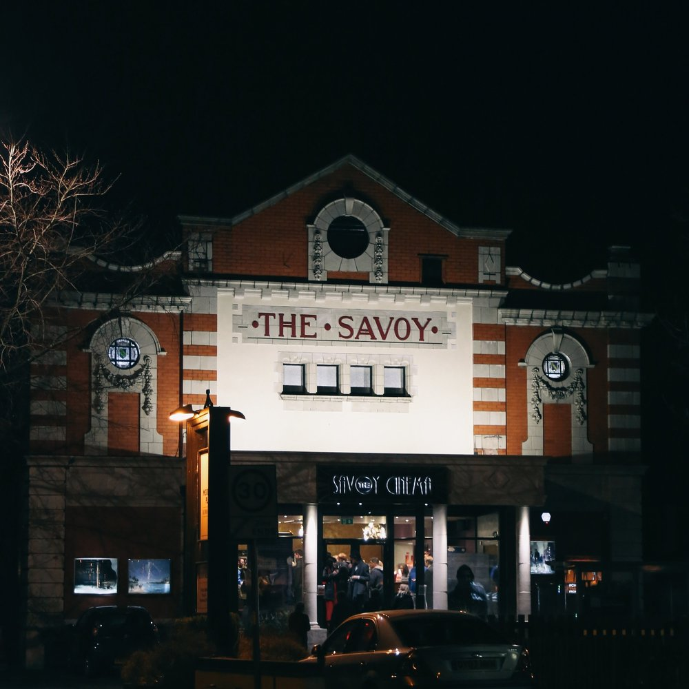 2017 took place at The Savoy cinema, Heaton Moor.
