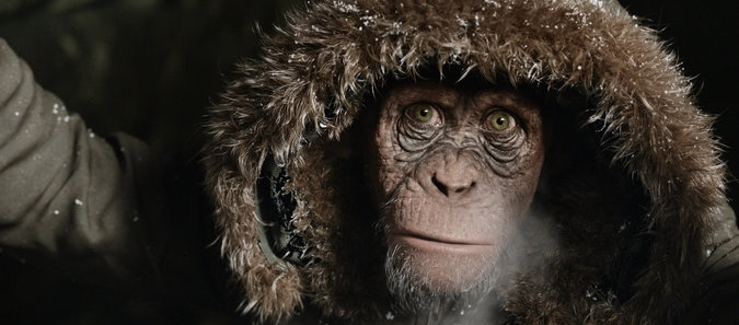War for the Planet of the Apes  - Chernin Entertainment, 20th Century Fox
