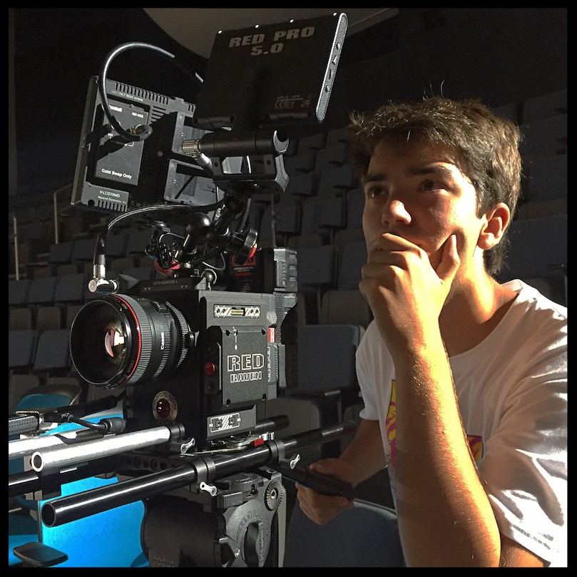 DYLAN BRADSHAW, Filmmaker