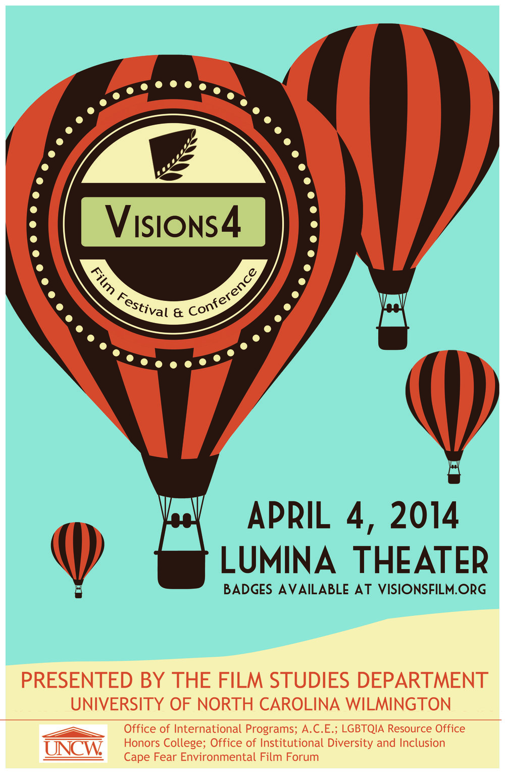 Visions 4 (2014)   Visions 4 Film Festival & Conference Takes on the theme of French Steampunk. Click here for 2014's list of Panelists, Films, Papers, all of the content from the festival