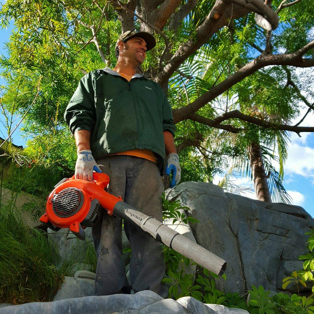 Mike Meloni  Landscape Technician