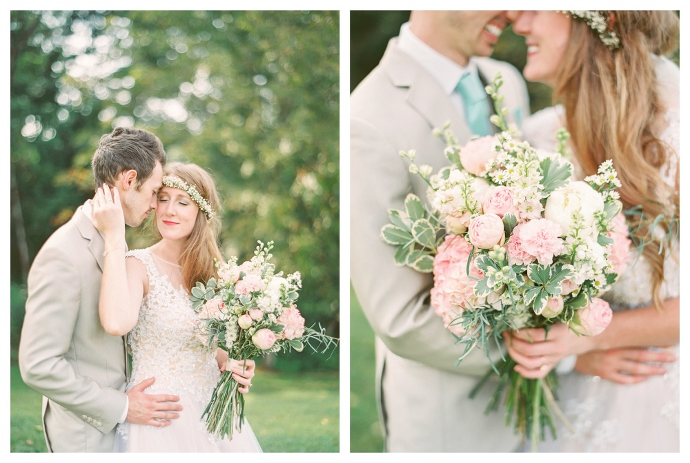Photo of my wedding taken by my dear friend, and amazing photographer, Julie Paisley Photography {www.juliepaisely.com}