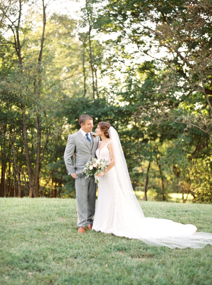 Lindsey + Robert | Louisville Wedding