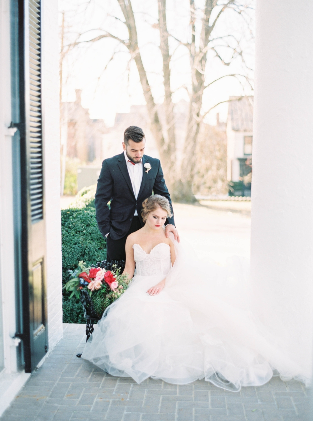 The Carrick House Wedding | Lexington, Kentucky