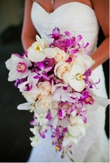 Amber Lanese Wedding Flower Picture- for  color shades of  orchid color.jpg
