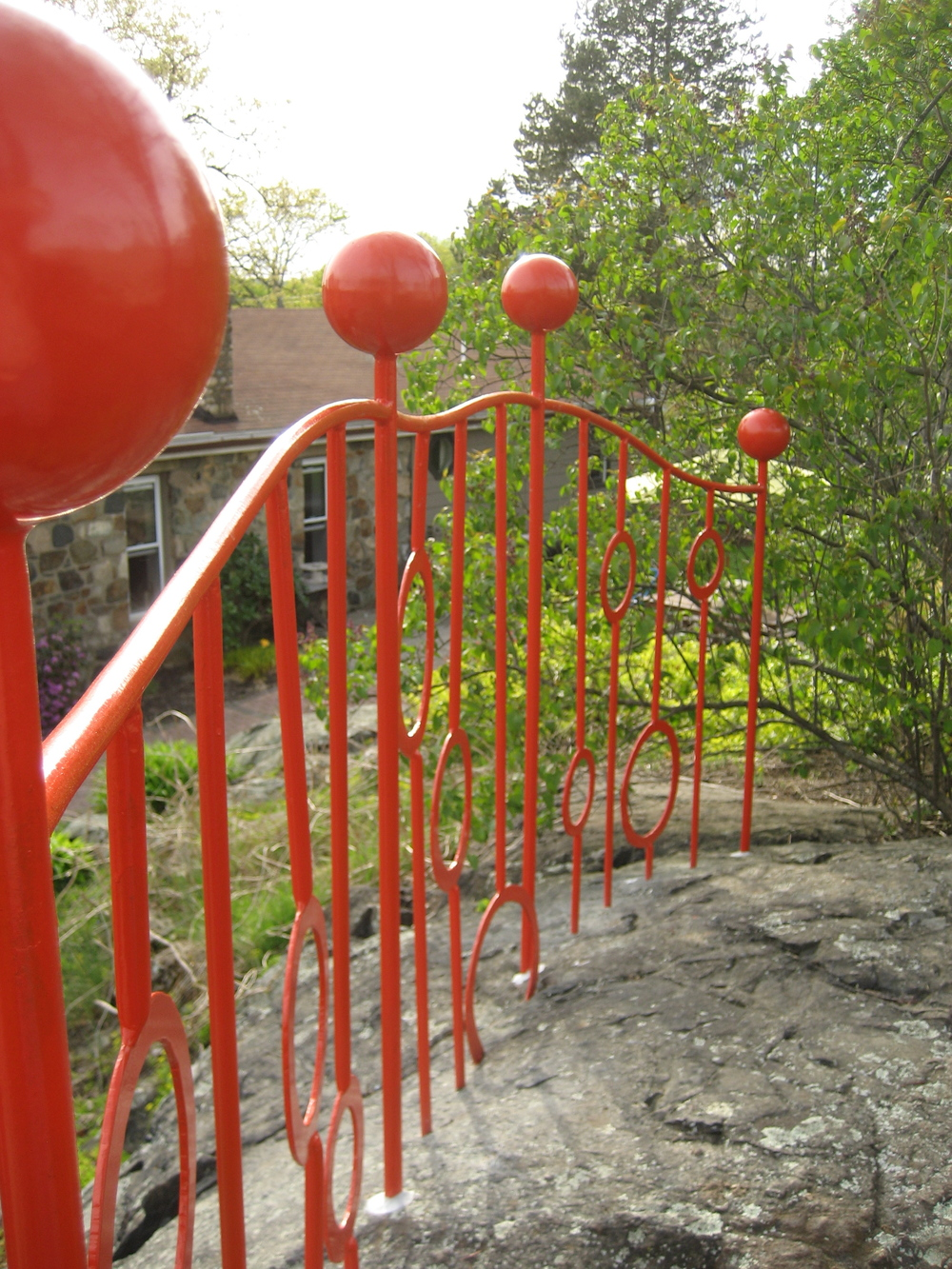 """Lollipop Rails"""