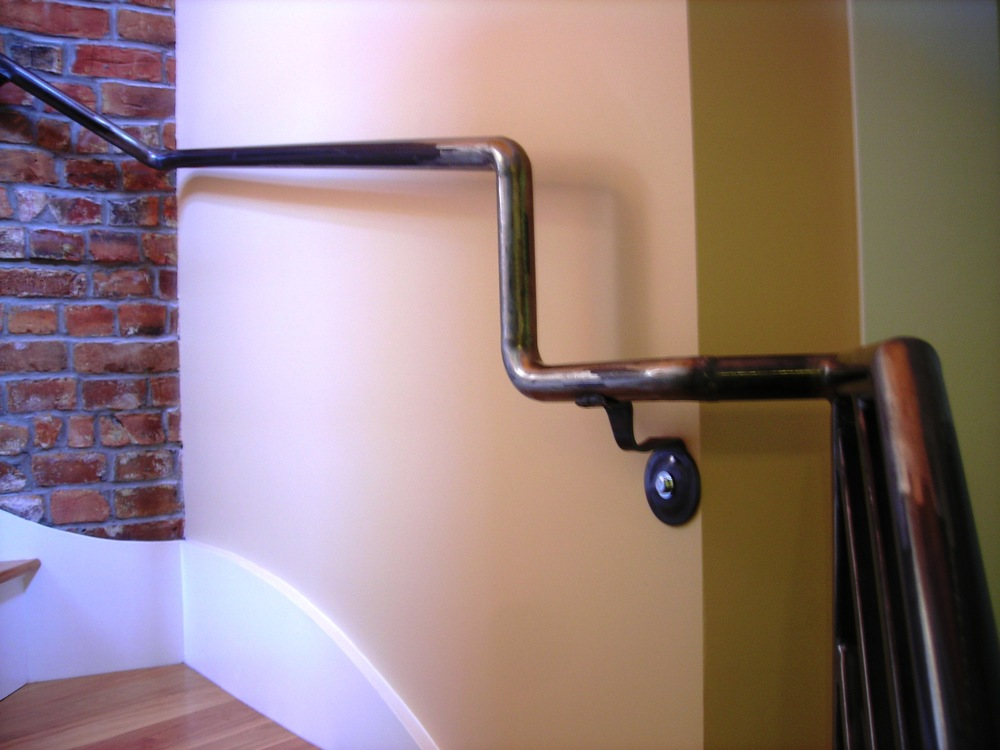 Detail, Wall-Mount Rail