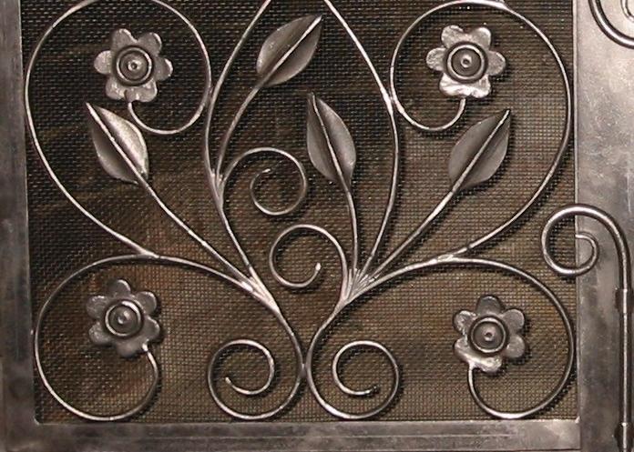 Detail, Firescreen Panel