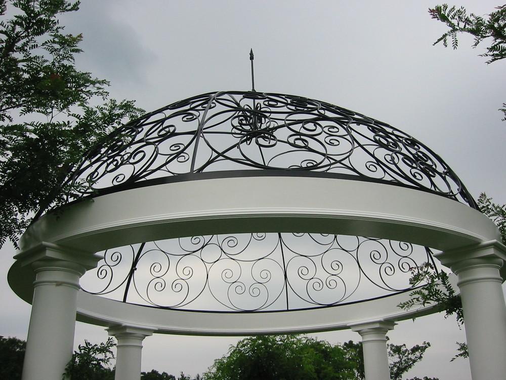 Gazebo, Detail