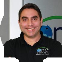 Mauricio Leiva - OneContact President